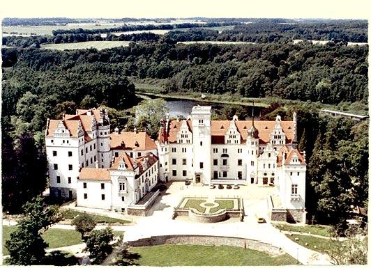 Schlosshotel Boitzenburg Orte Zum Feiern Berlinhochzeit De Die